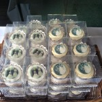 60th wedding anniversary cupcakes