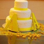 AAF Wedding Cake