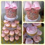Aliyahs 100 & 1000's cake