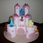 Alladin castle cake