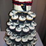 Black & white cupcakes 1