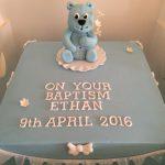 Ethans Baptism cake - Copy