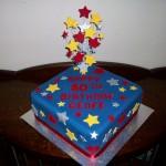 Geoff's 60th cake