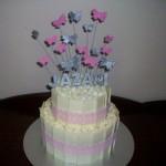 Jazari's Christening cake