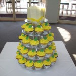 Lemon & Lime themed cupcakes
