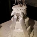 Michelle's bling cake