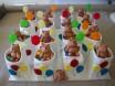 Molly's little teddy bear cakes