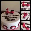 Moped cake