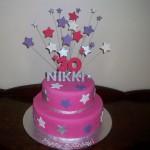 Nikki 30th