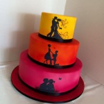 Shaina's cake