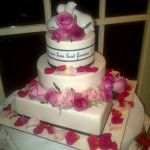 Wen & yew cake
