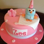 Zoes birthday cake