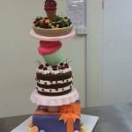 dessert table cake