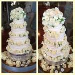 johnnie & Georgias cake