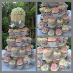 lace and tea cup cupcakes