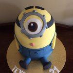 minion cake - Copy