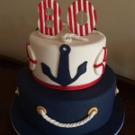 nautical themed 80th Birthday
