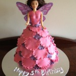 pink and purple princess fairy