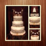 steve and naomi's wedding cake
