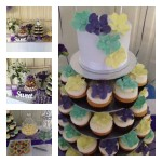 Lou and Ash cupcakes