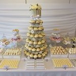 Dessert table styles by Sharnel Dollar